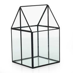 house - black terrarium   Quantity: 12  Price: $27.50