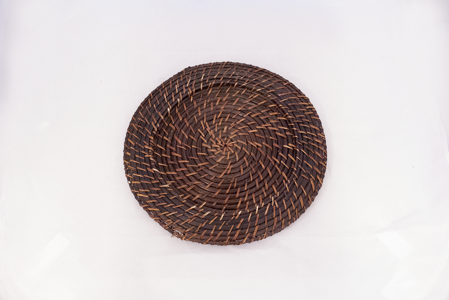 rattan charger (small)   Quantity: 178  Price: $4.50