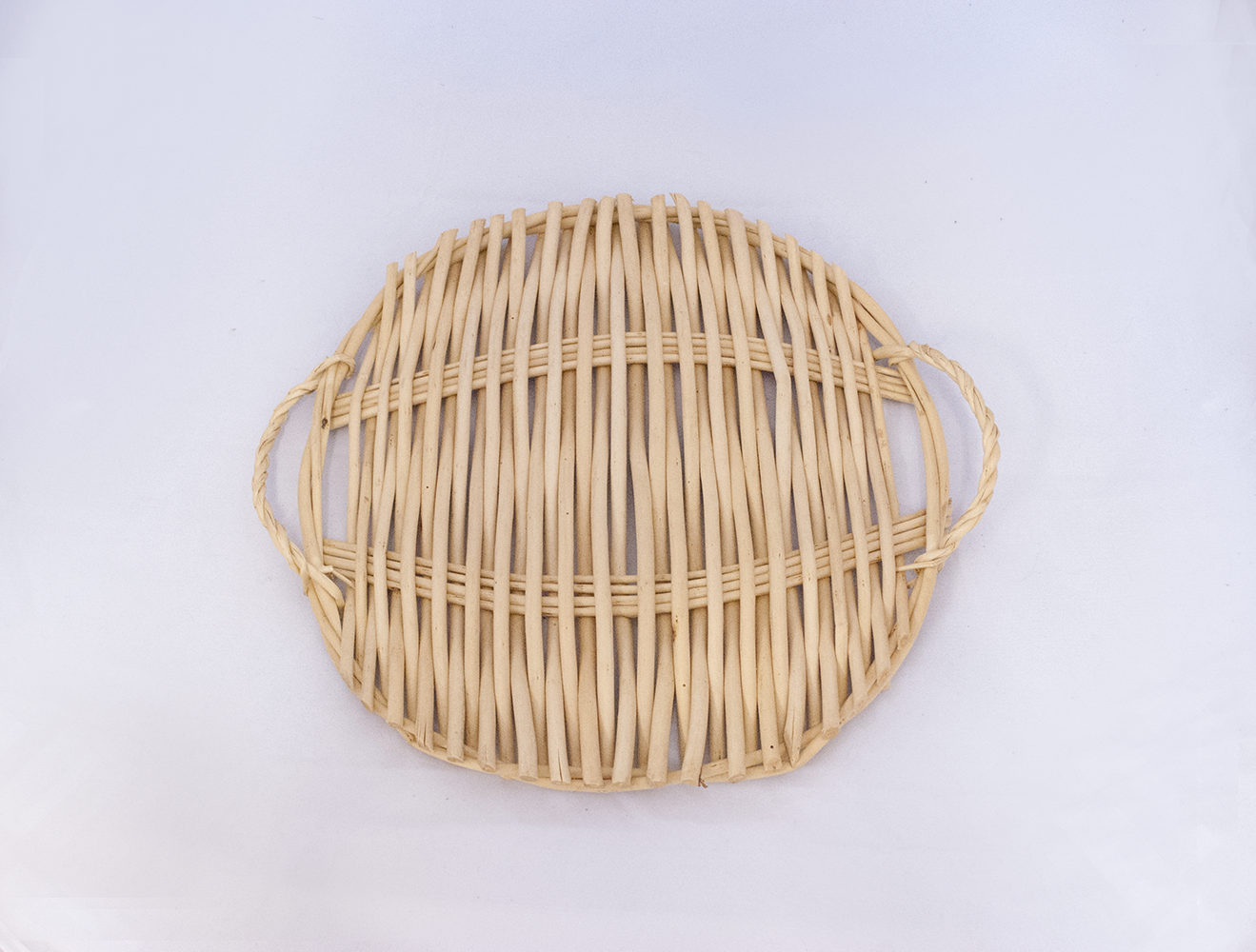 wicker charger   Quantity: 9  Price: $2.50