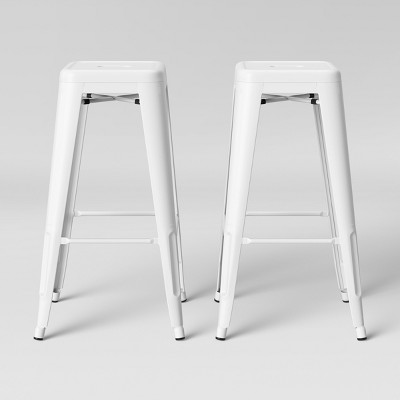 white bar stool   Quantity: 20  Price: $10.50