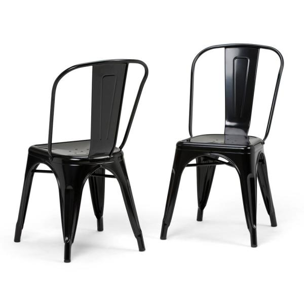 black industrial chair   Quantity: 64  Price: $11.00