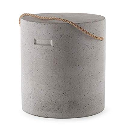 CONCRETE SIDE TABLE   Quantity: 4  Price: $45.00
