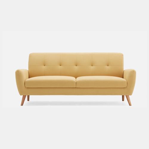 stella sofa - custard   Quantity: 1  Price: $300.00