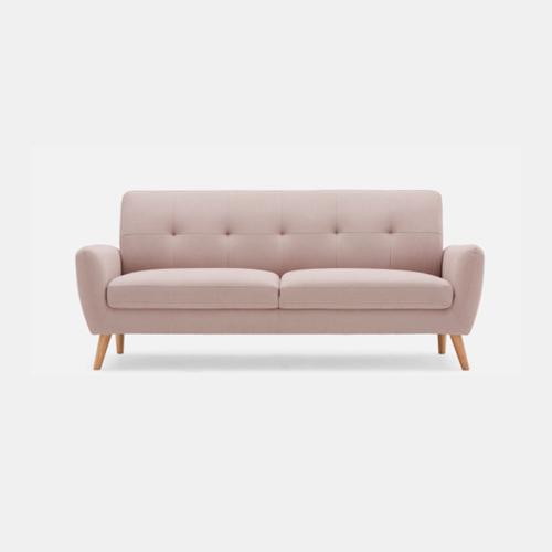 stella sofa - rose   Quantity: 1  Price: $300.00