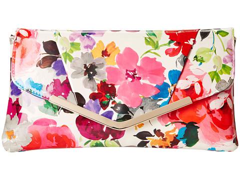 Jessica McClintock Floral Envelope Clutch Zappos.jpg