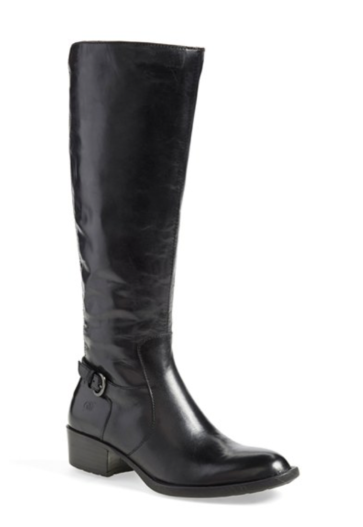 Helen Knee High Boot