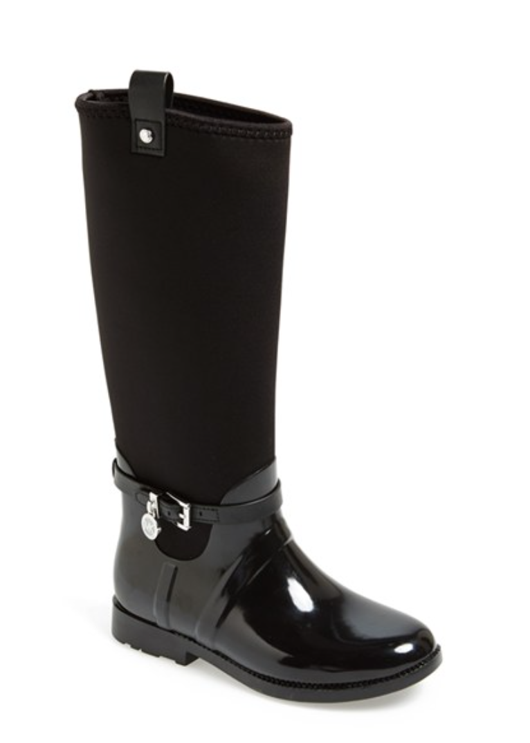 Stretch Rain Boot