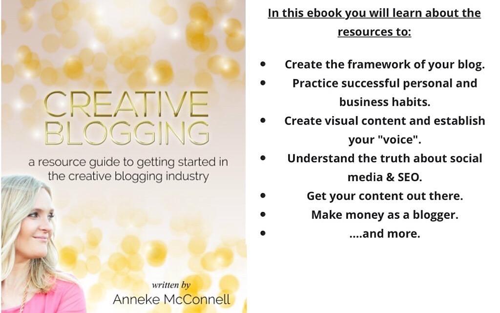 FREE Blogging Resource Guide