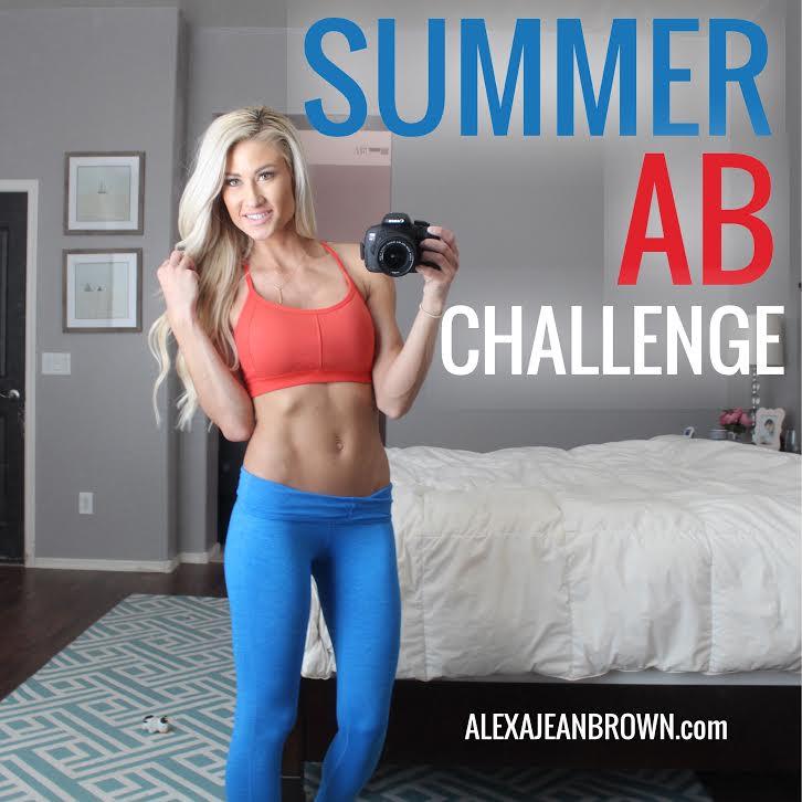 Summer Ab Challenge