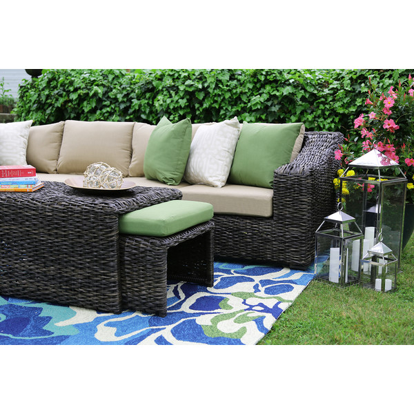 Sunbrella Patio Outdoor Sectional
