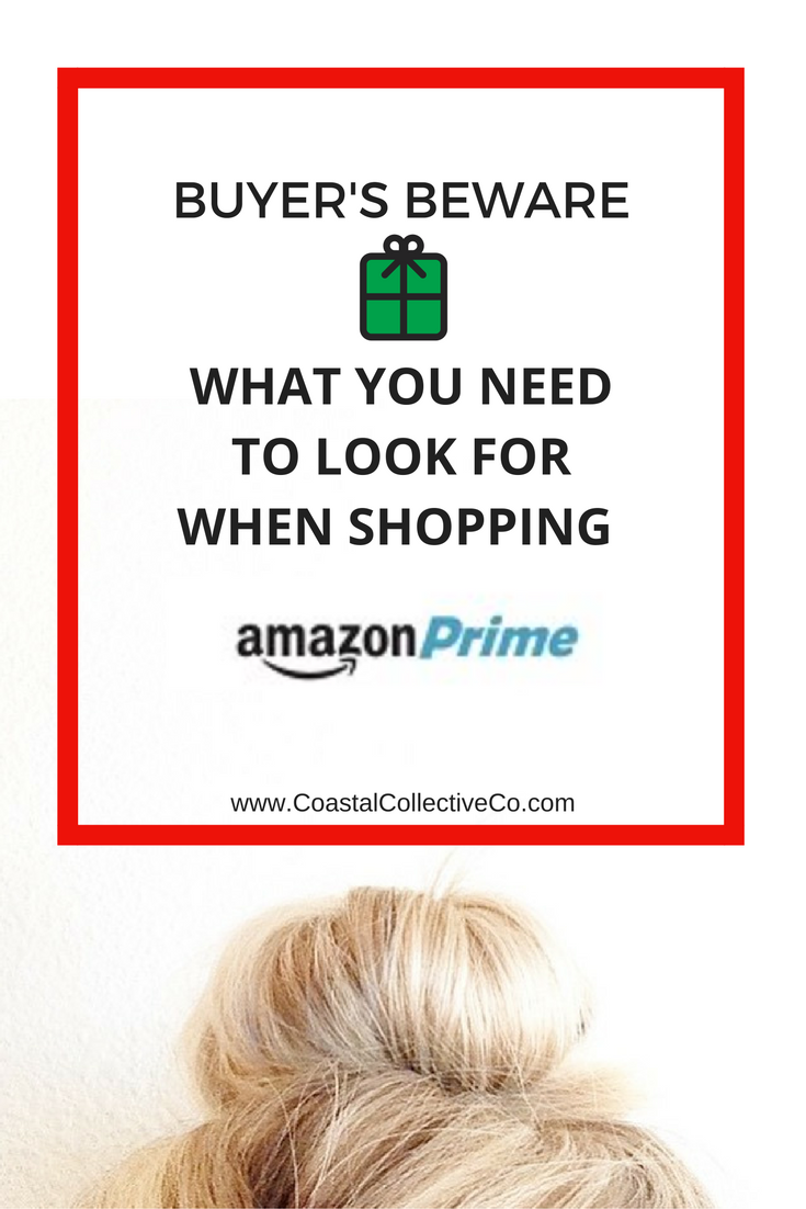 Buyers Beware: A Must Know Tip when Shopping on Amazon Prime