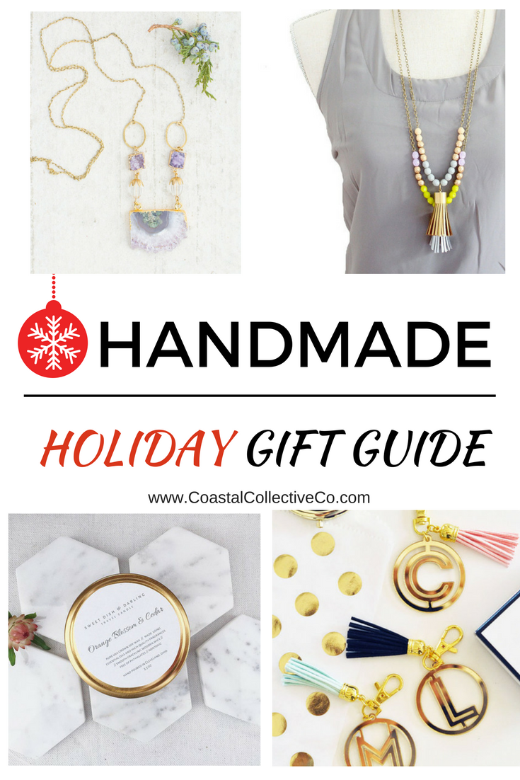 Handmade Holiday Gift Guide