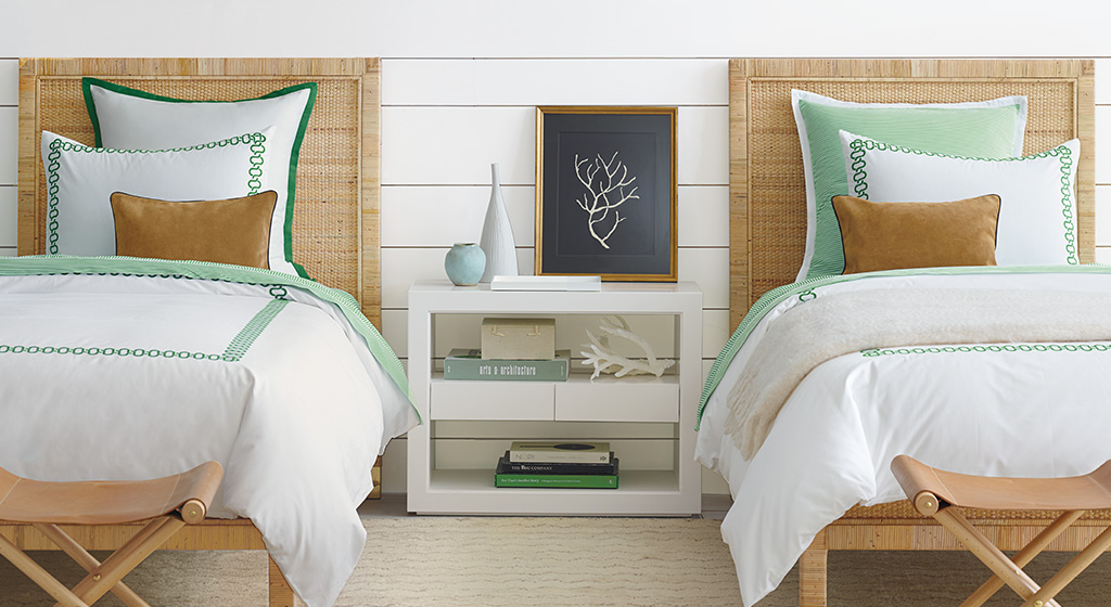 Shared Coastal Bedroom