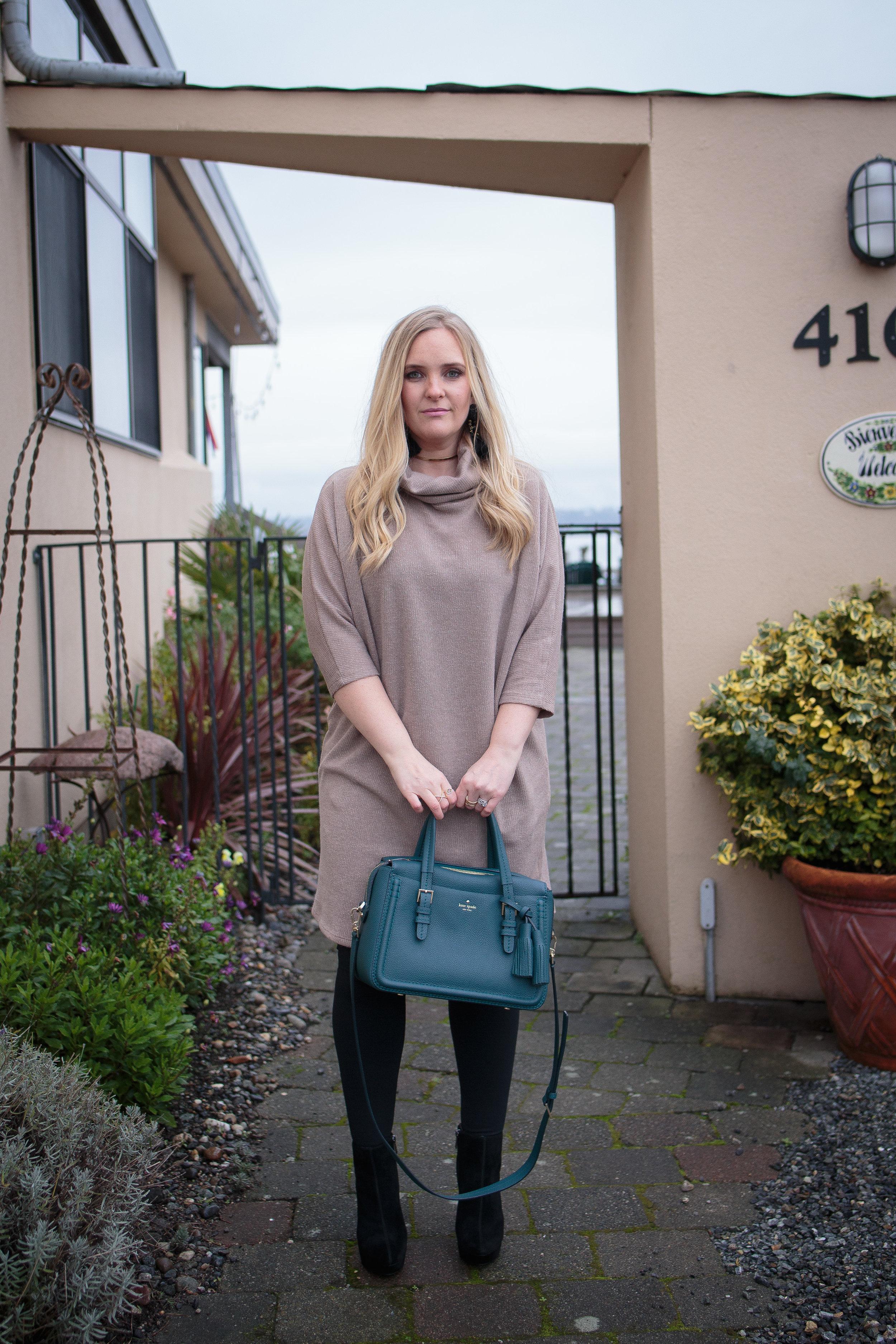Fall Fashion: One Dress, Three Looks