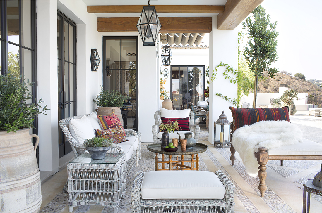 Outdoor Patio Space for Summer