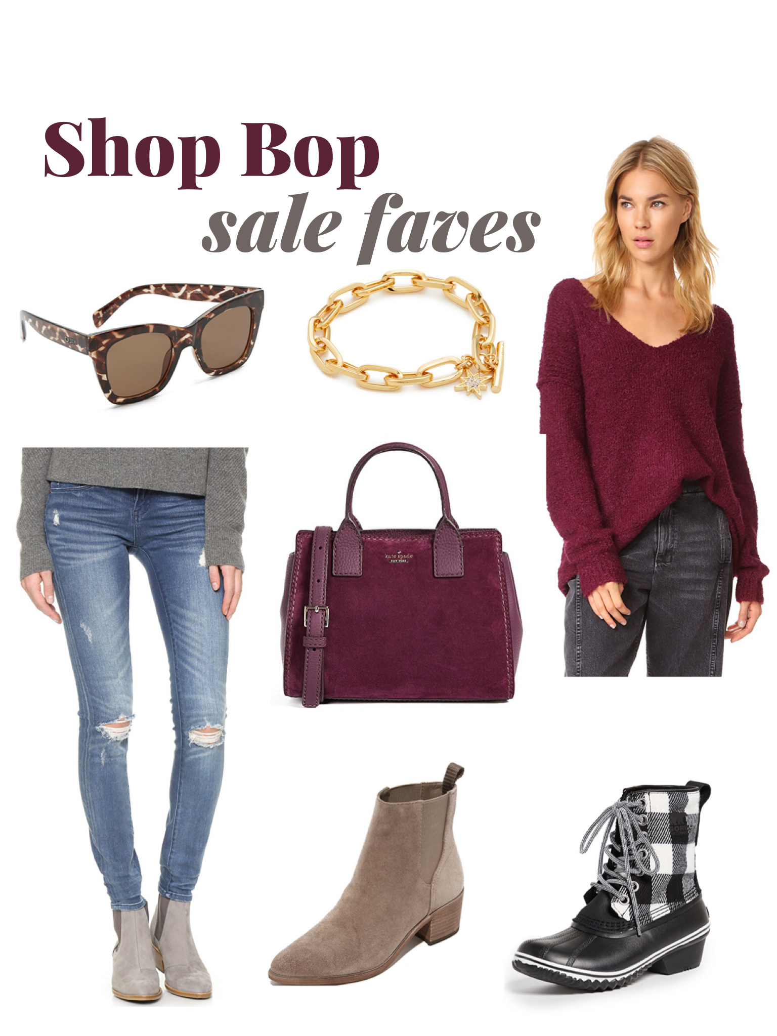 The Best of Shop Bop Fall Edition