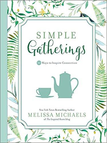 Simple Gatherings Book ideas