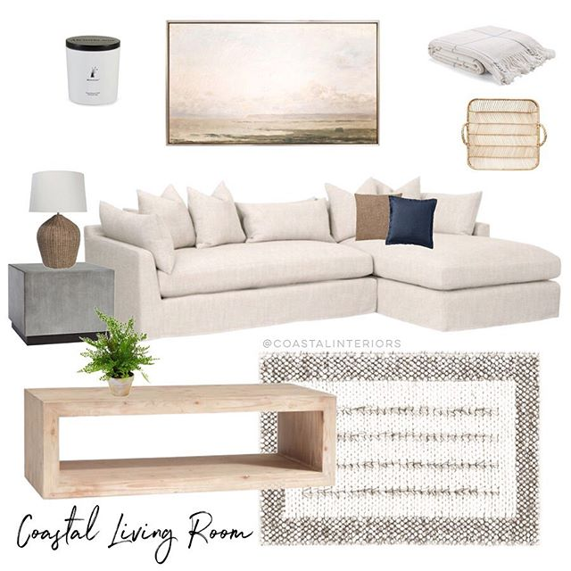 •WHICH LAMP IS A BETTER FIT?• 💡 The jumping off point for this 🌿Relaxed Coastal Living Room Design🌿 was this gorgeous new RUG!  It's soft, easy to clean, and suitable for high traffic areas.😍🙌🏻🌿 #homedesign #designsbyanneke . Design details in the @liketoknow.it app as well as CoastalCollectiveCo.com/instagram • http://liketk.it/2DgBg  #livingroomdecor #interiordecorating #interiordecor #livingroomdesign #moderncoastal #homedecorating #homeinspo #interiordesign #interiordesignideas #nsale #nordstromanniversarysale #amazonhome #luxuryhomes #luxuryhome #smmakelifebeautiful #placeswegather #coastalinteriors #onekingslane #housebeautiful #coastaldecor #mydomaine #housedecor #lighting #beautifulhomes #coastalhome #coastalliving #potterybarn #housegoals