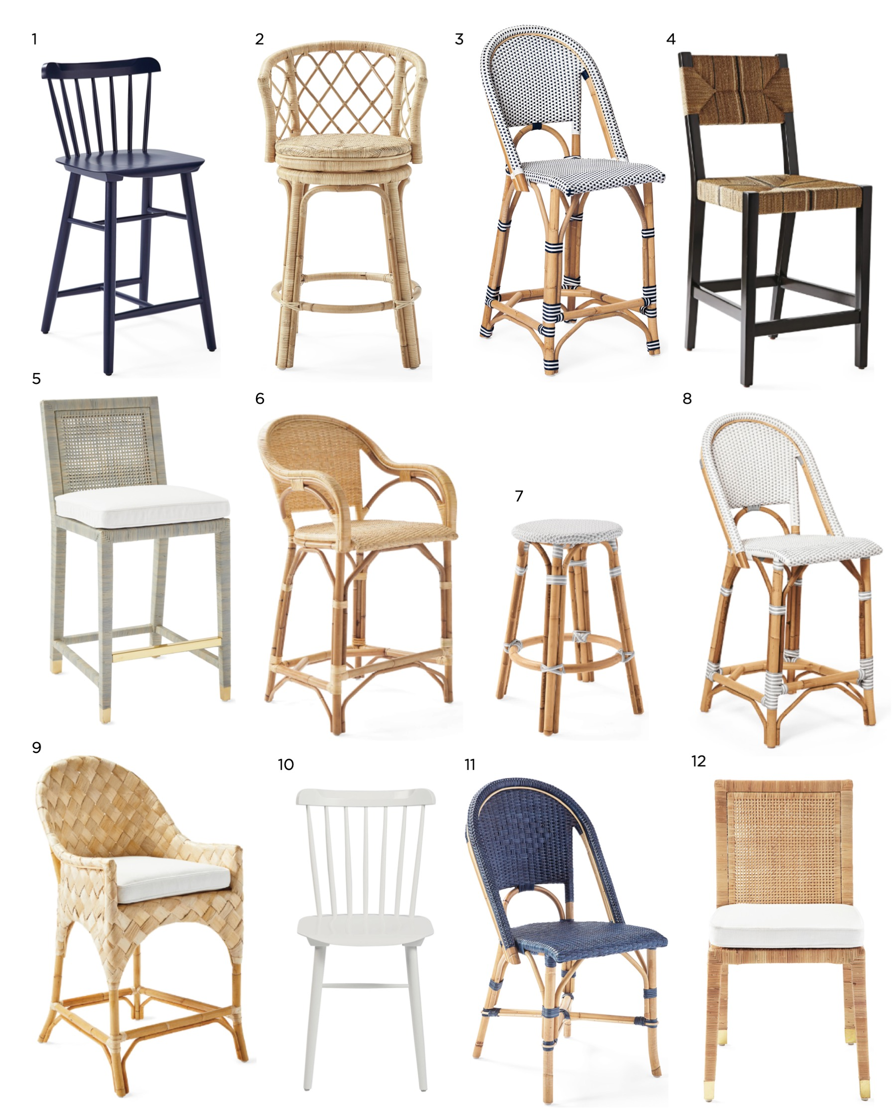 Casual Dining Stools