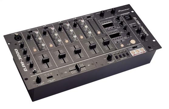 Pioneer DJM 3000 Professional Audio Mixer