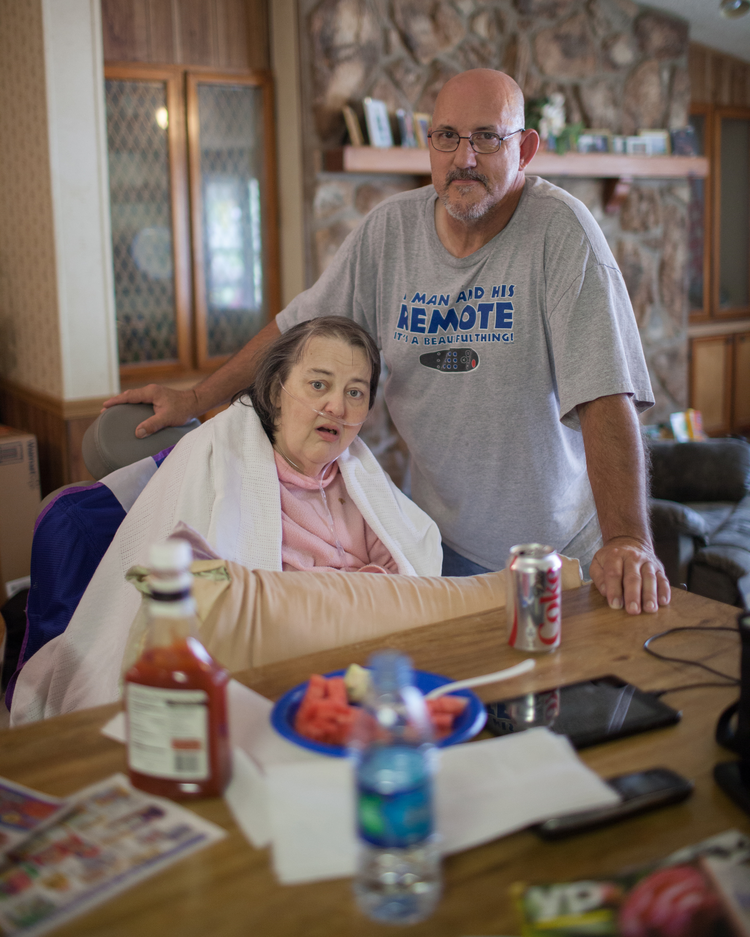 Cathy and David  2015
