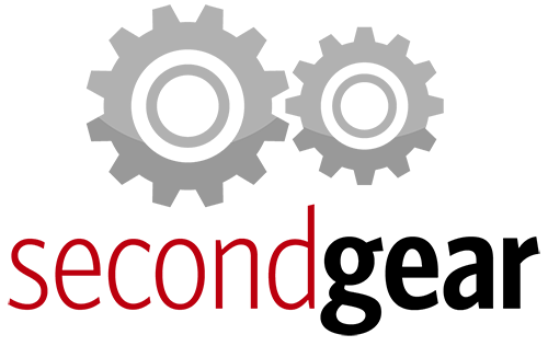 Second Gear Logo On Top 2010.png