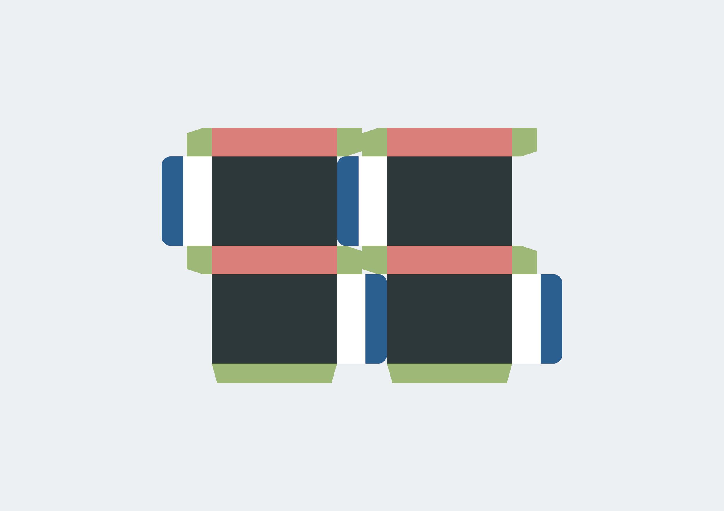 """Fold-able"" shape 2"