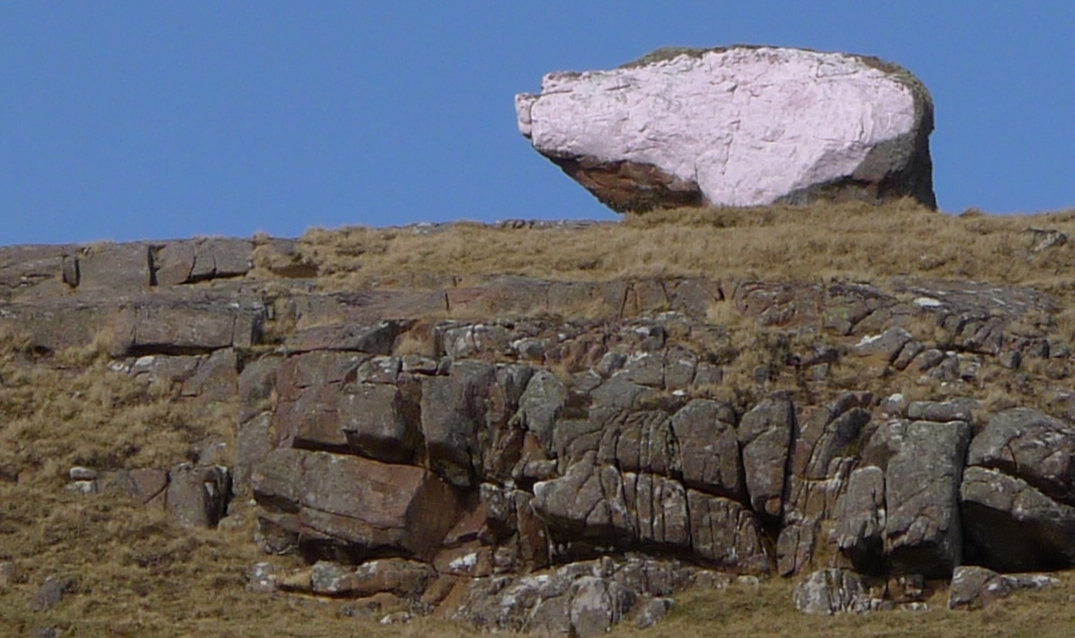 The Stone Pig