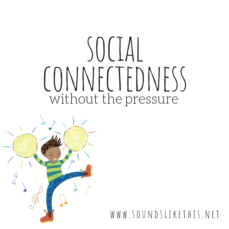 social music connect connection
