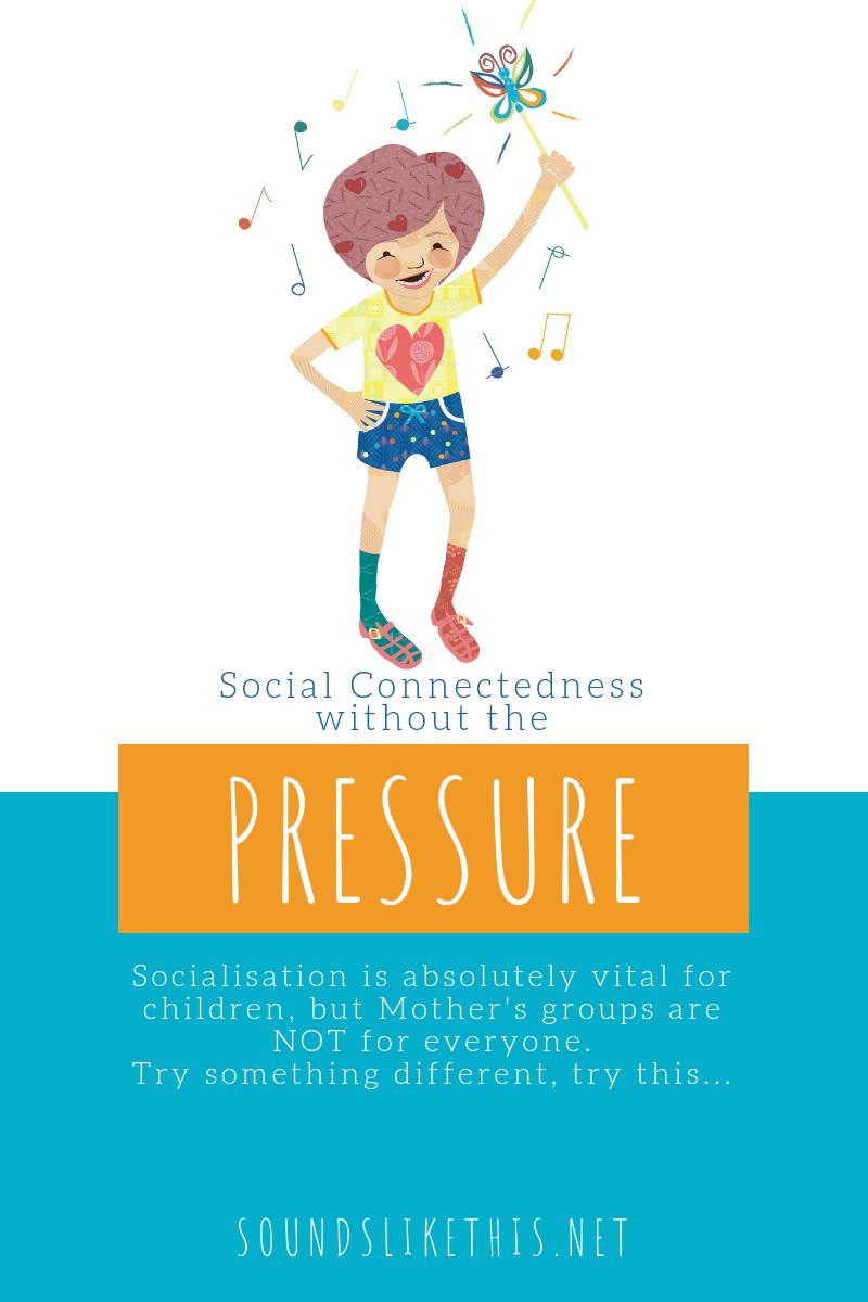 social music connect connection parent