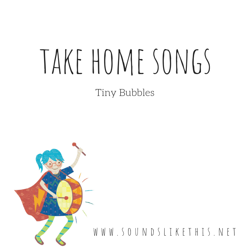 song take home bubbles