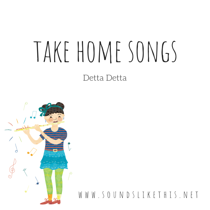 Take Home Songs Sing Parent