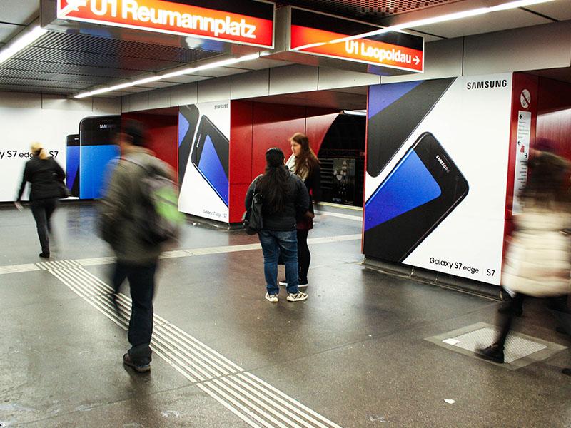 S7 Stationbranding Platform