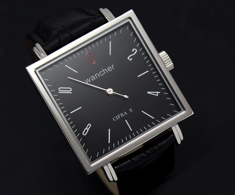Single Hand - Mastering the balance of vintage inspiration with modern design, this timepiece encapsulates the minimalistic aesthetic with the single hand feature, which help you to experience the sound of one hand ticking.