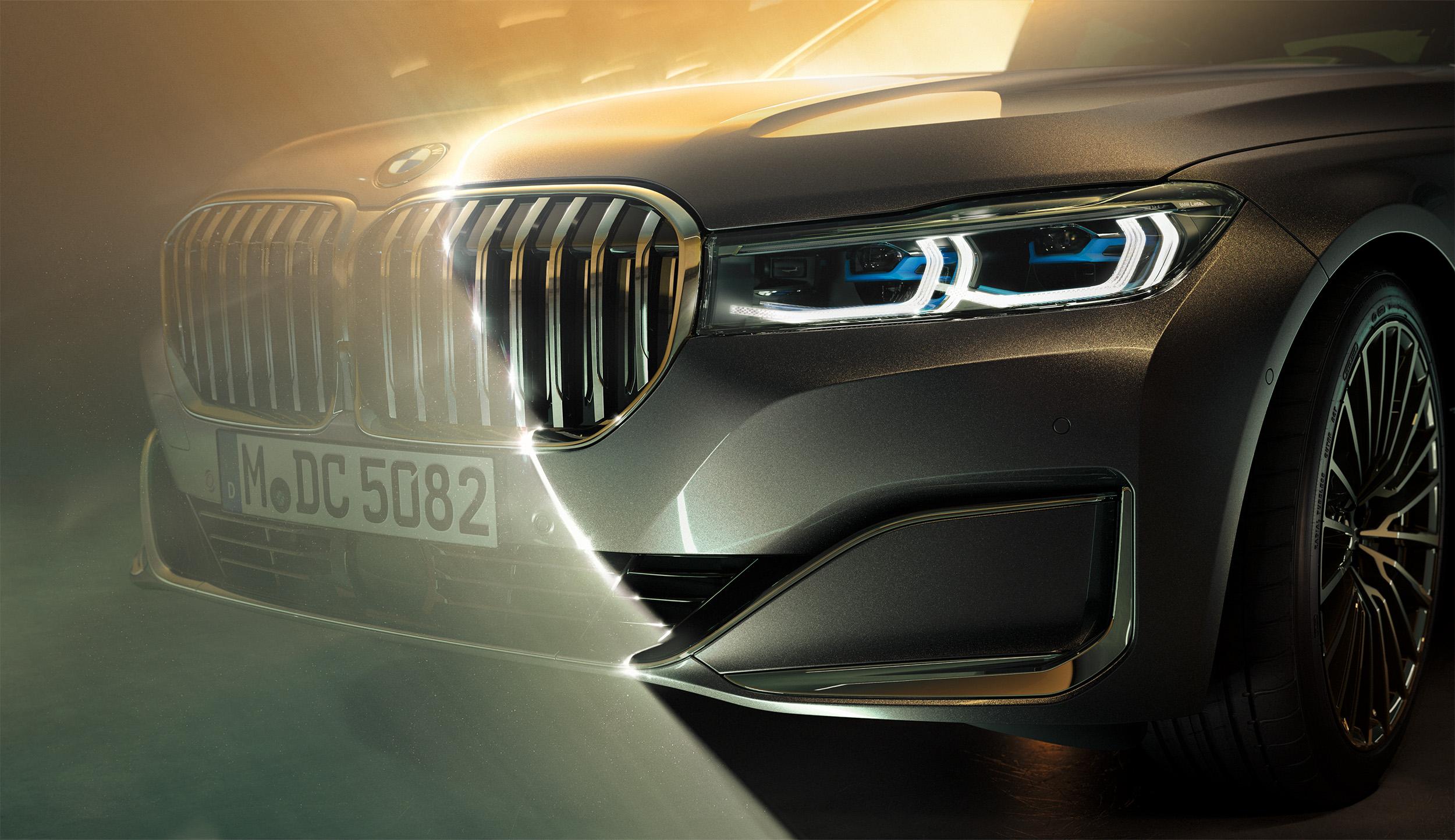 BMW 7 Series  (IiI)