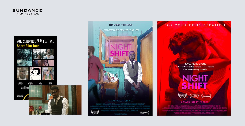Sundance Film festival | Poster design + Oscar Entry Poster  | DESIGNER