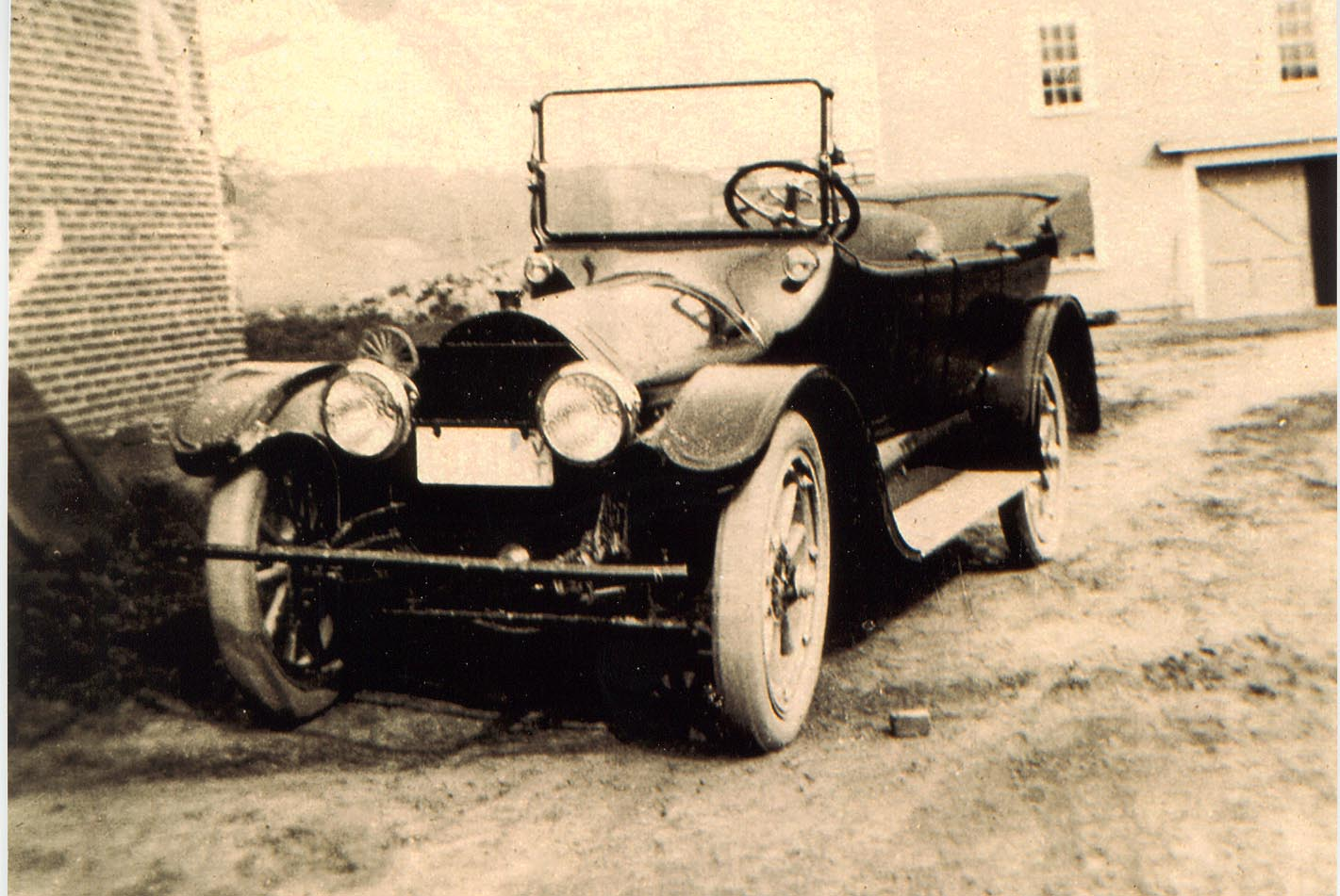 Leverette's 1917 Cadillac
