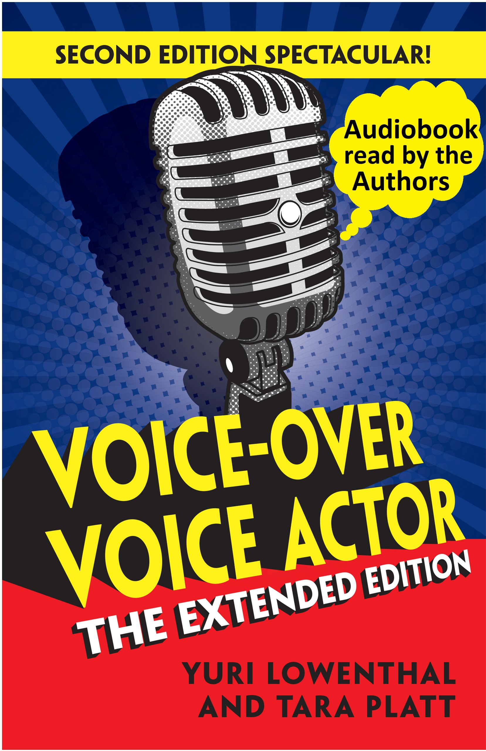 Audiobook - Read by authors, Lowenthal and Platt, the audiobook offers the listener a chance to get the fun and wisdom of the book with the additional feature of having the original warm-up mp3 included.