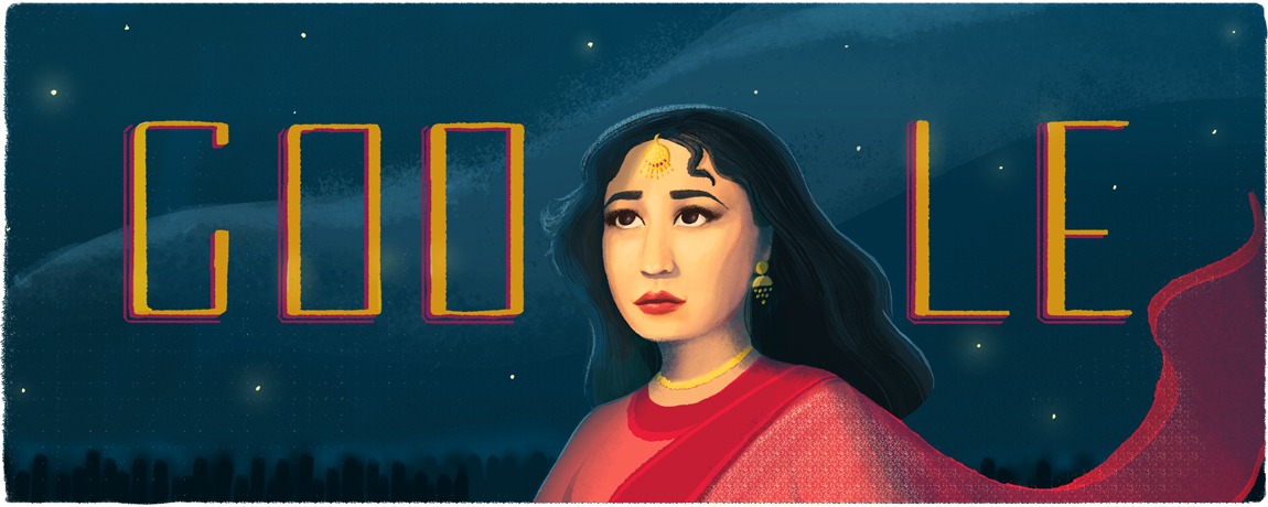 Meena Kumari's 85th Birthday