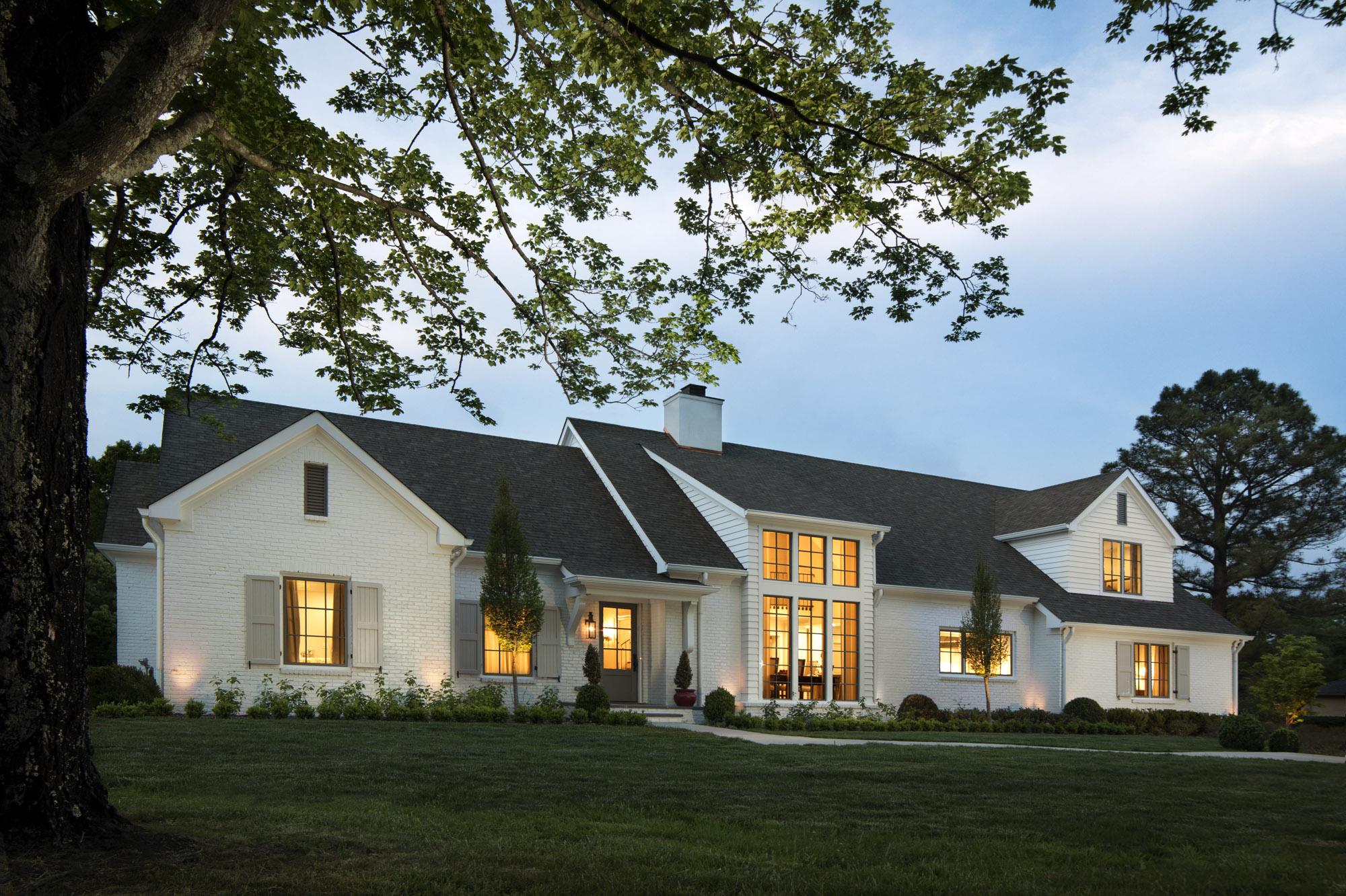 Fielder Williams Strain fiwist Nashville Architecture Photographer house twilight001.jpg
