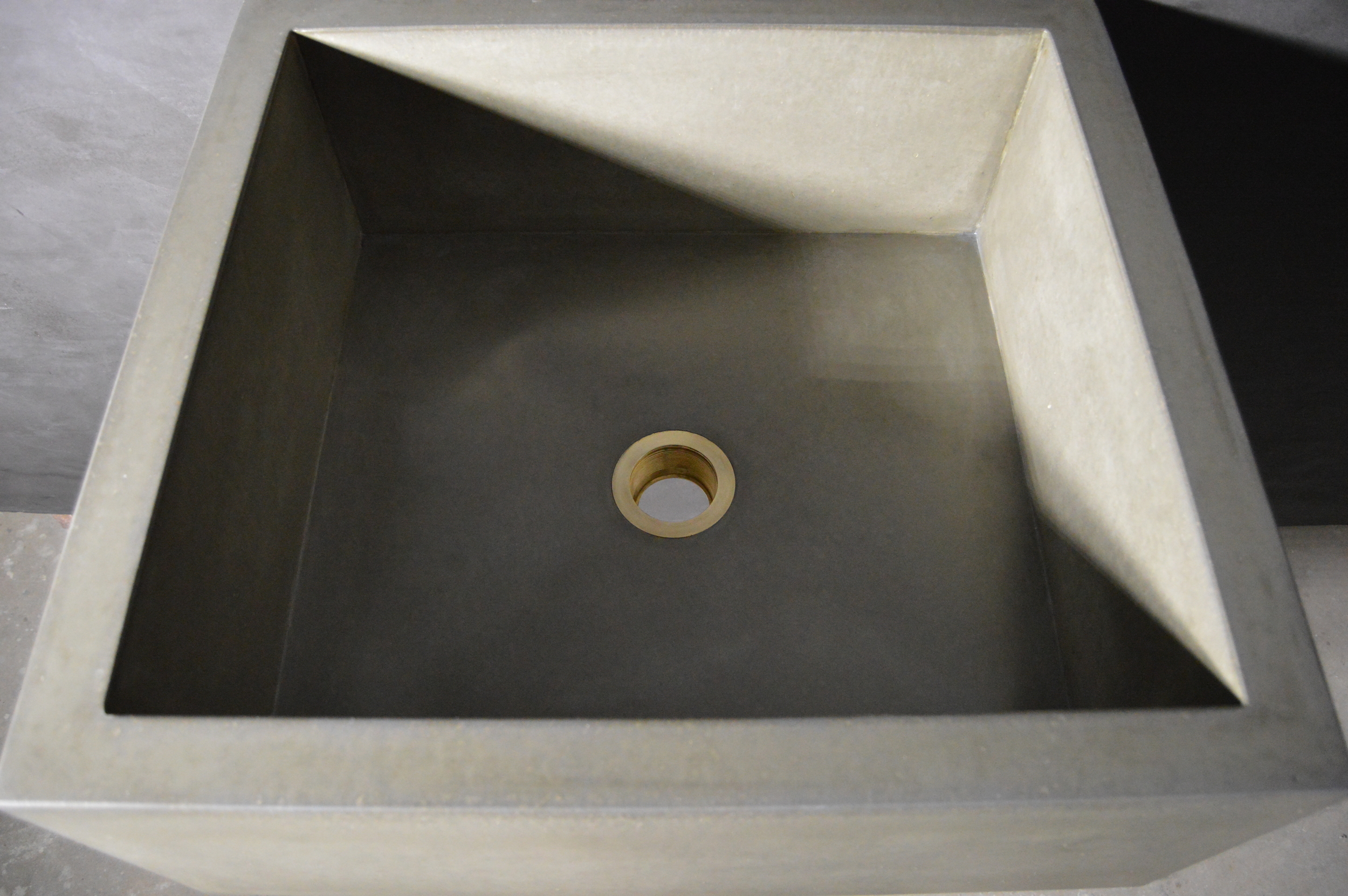 Concrete Mop Sink