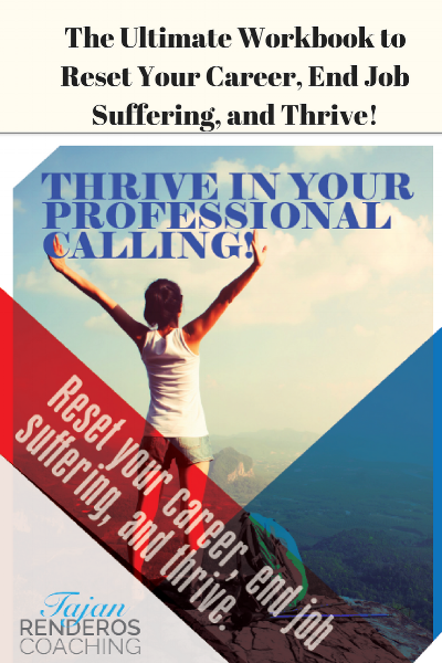 Hey you, - I'm so excited to share a new awesome FREEBIE with you. if you're feeling stuck in a soul-sucking job and you need to get out, but you're not sure how, then this workbook is going to help you do just that. It's called the