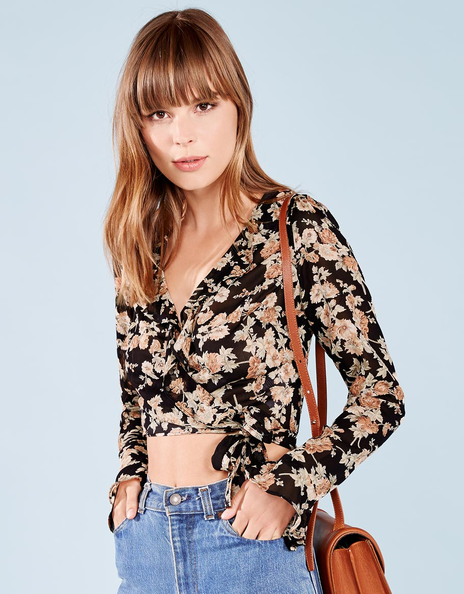 Monika Top  by Reformation