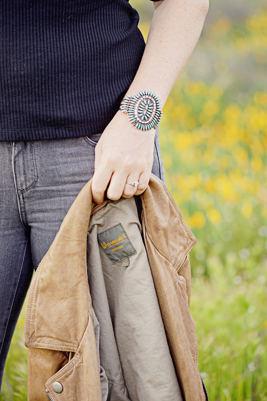 Wearmaster Leather Jacket