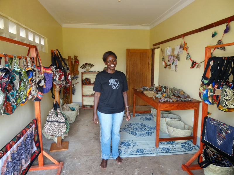 Get to know social enterprise Amani ya Juu | Birds of a Thread