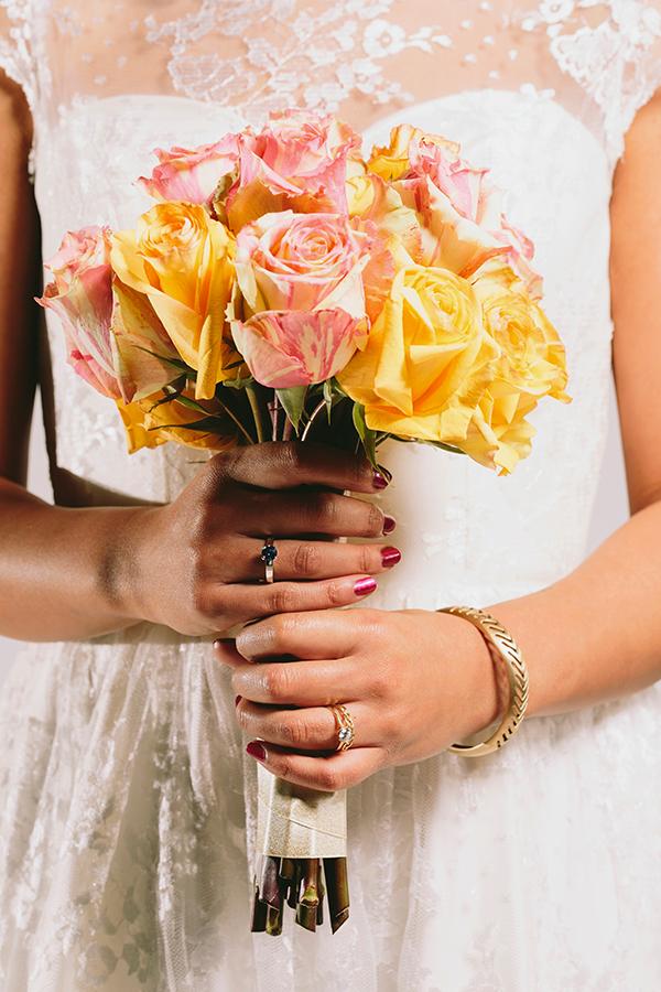 Fair Trade Wedding Flowers | Birds of a Thread