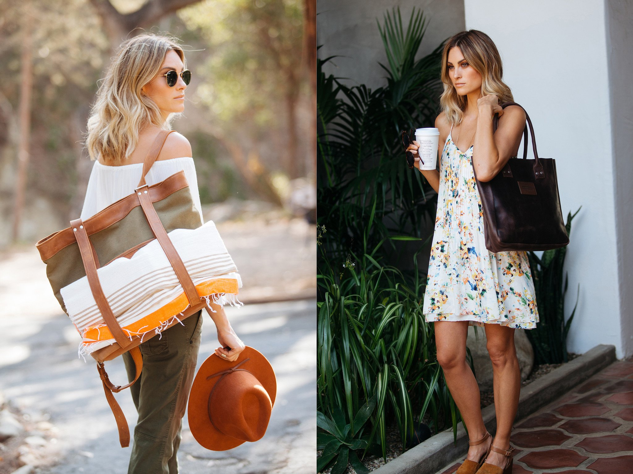 Brands that Give Back - Ethical women's bags and accessories