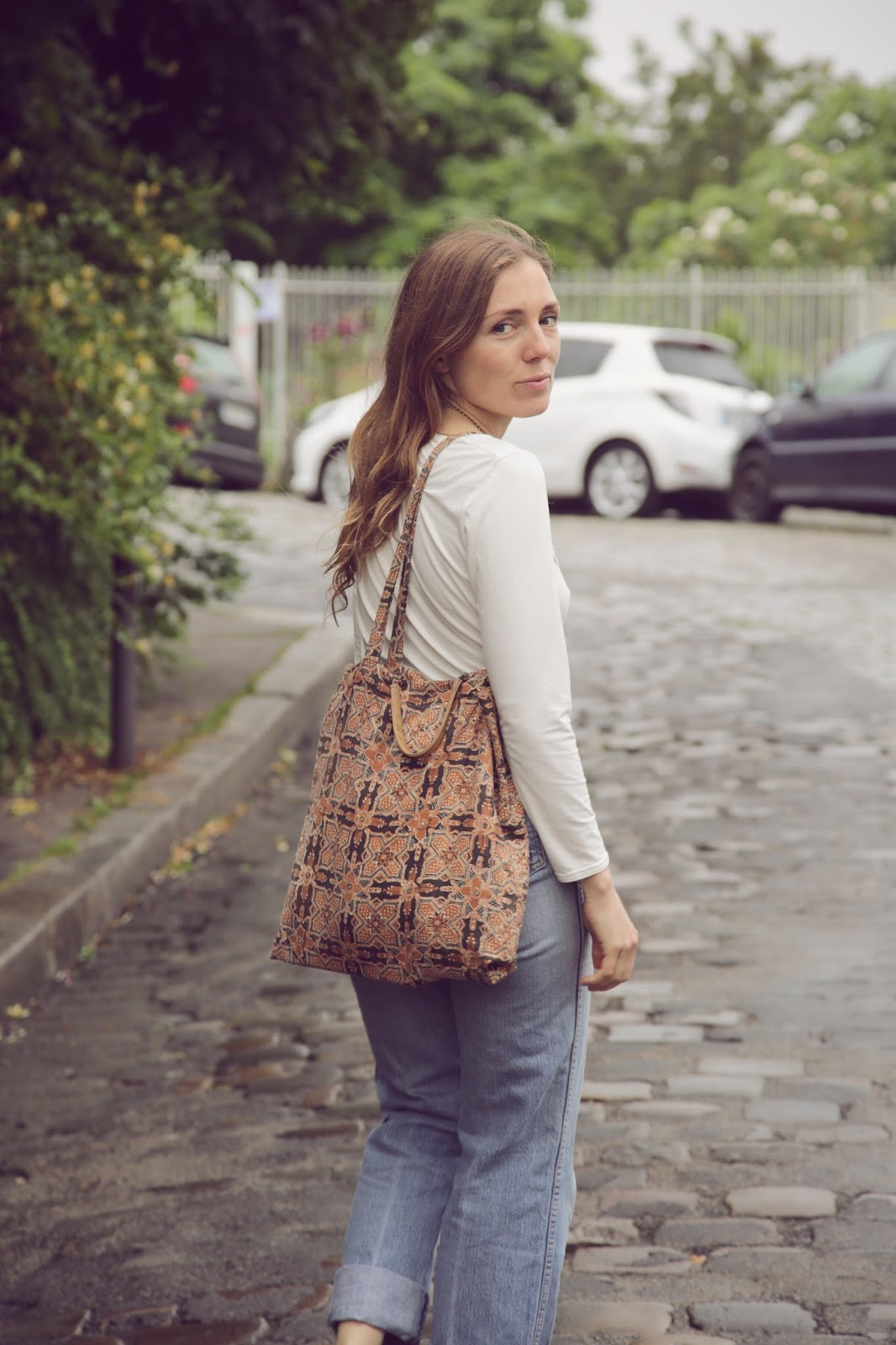 Ethical, handmade totes by Leotie Lovely