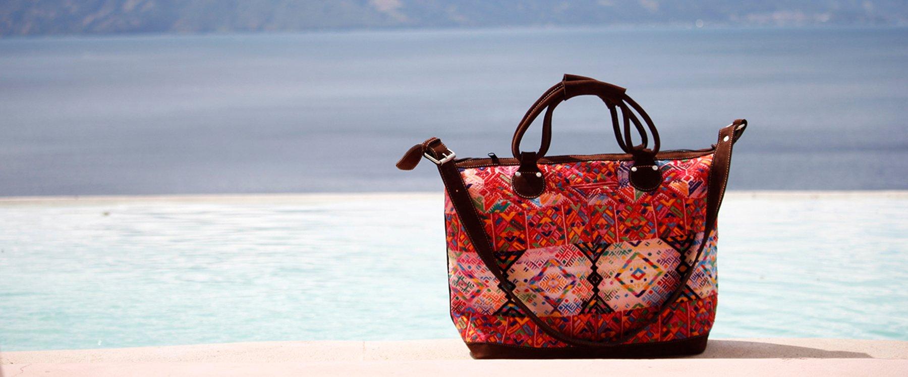 Ethical, handmade women's bags from Guatemala - Hiptipico