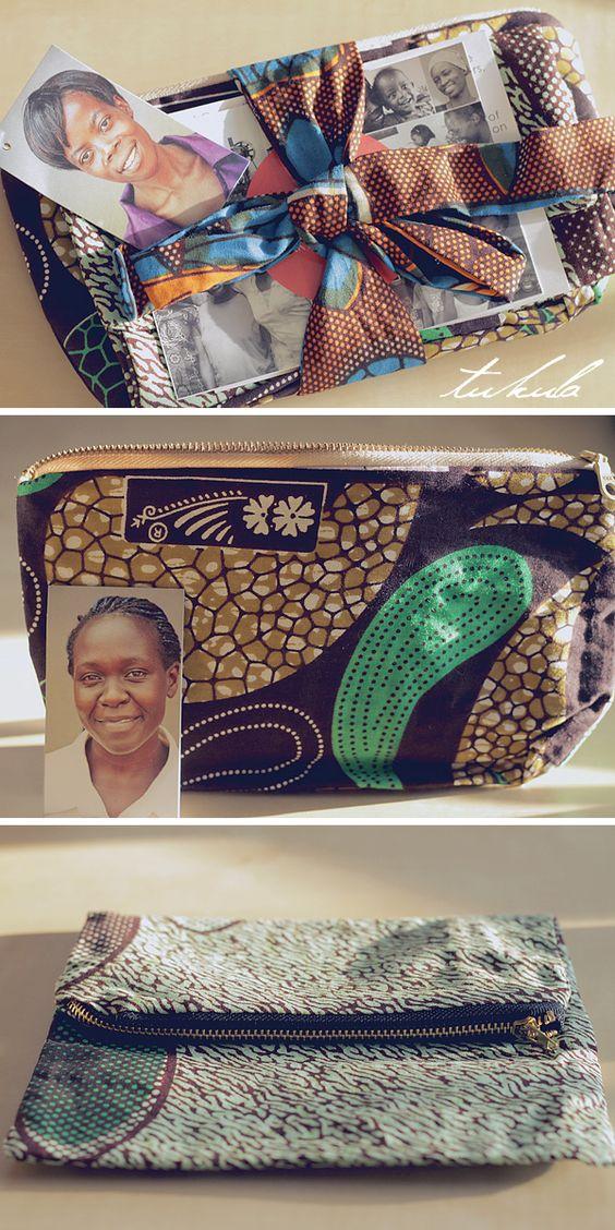 Ethical bags | Tukula